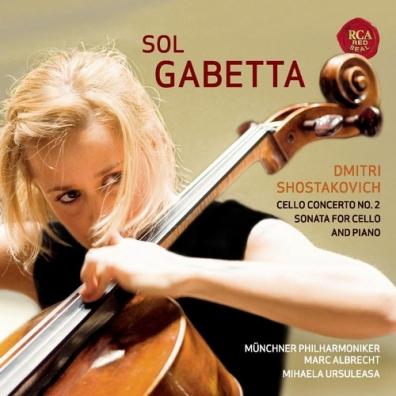 Sol Gabetta (Соль Габетта): Shostakovich: Cello Concerto No. 2/Sonat