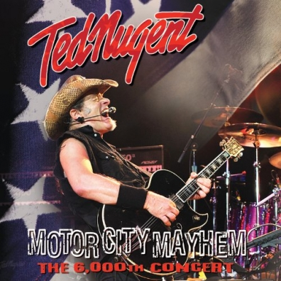 Ted Nugent (Тед Ньюджент): Motor City Mayhem