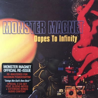 Monster Magnet (Монстер Магнет): Dopes To Infinity