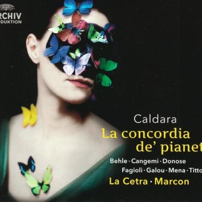 Andrea Marcon (Андреа Маркон): Caldara: La Concordia De' Pianeti