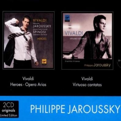 Philippe Jaroussky (Филипп Жарусски): Heroes Airs D'Opera/Cantate