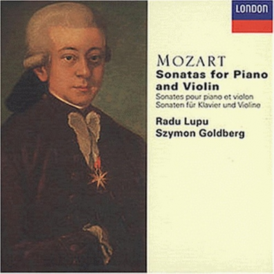 Szymon Goldberg (Симон Голдберг): Mozart: The Sonatas for Violin & Piano