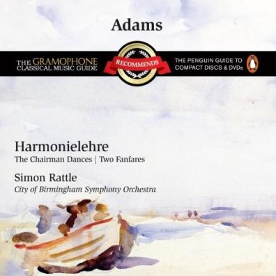Simon Rattle (Саймон Рэттл): Recommends Adams: Harmonielehre