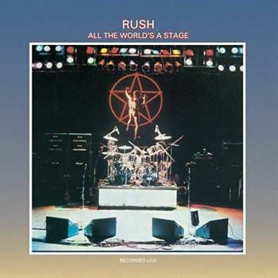 Rush: All The World's A Stage