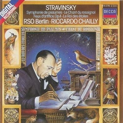 Riccardo Chailly (Рикардо Шайи): Stravinsky: Symphony Of Psalms