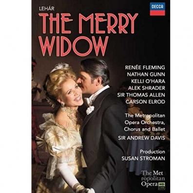 Renee Fleming (Рене Флеминг): Lehar The Merry Widow
