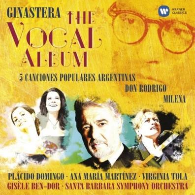 Placido Domingo (Пласидо Доминго): The Vocal Album