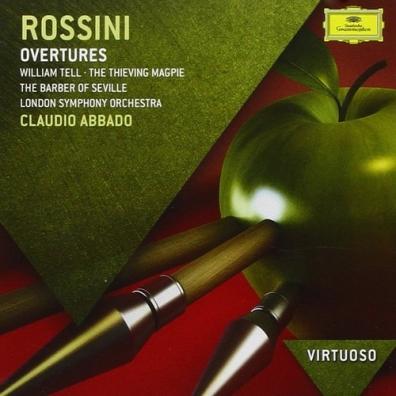 Claudio Abbado (Клаудио Аббадо): Rossini: Overtures