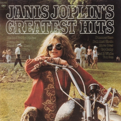 Janis Joplin (Дженис Джоплин): Janis Joplin'S Greatest Hits
