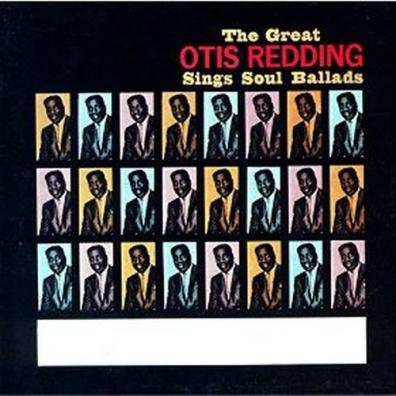 Otis Redding (Отис Реддинг): Sings Soul Ballads