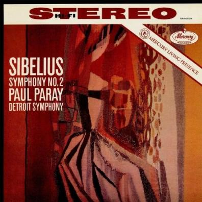Paul Paray (Пол Парай): Sibelius: Symphony No.2