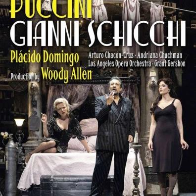 Placido Domingo (Пласидо Доминго): Gianni Schicchi