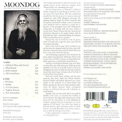 Labeque: Moondog