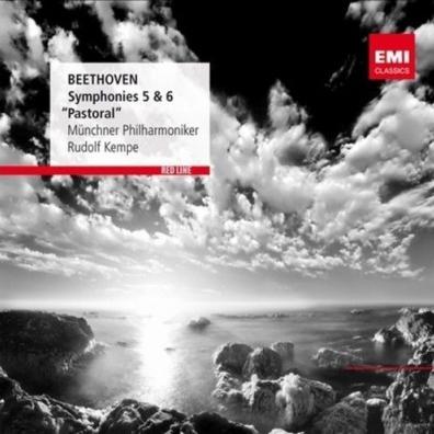 Rudolf Kempe (Рудольф Кемпе): Symphonies No. 5 & 6