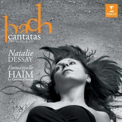 Natalie Dessay (Натали Дессей): Cantatas