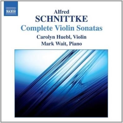 Carolyn Huebl (Кэролин Хюбл): Compl.Violin Sonatas