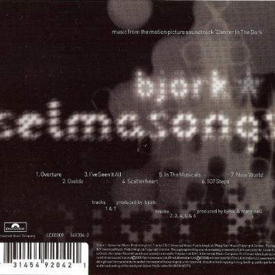Björk (Бьорк): Selmasongs