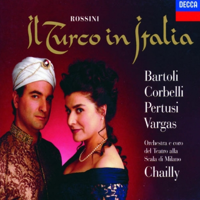 Cecilia Bartoli (Чечилия Бартоли): Rossini:Il Turco In Italia