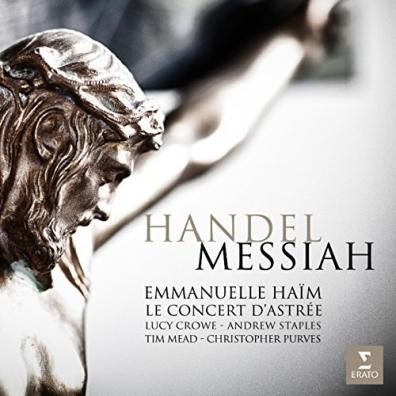 Le Concert D'Astree (Ле Концерт Де Астре): Messiah