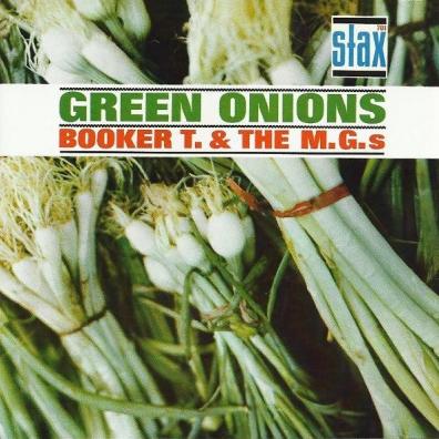 Booker T & The MG's (Букер Ти Зе Эм Джи): Green Onions