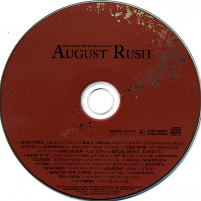 Music From The Motion Picture August Rush