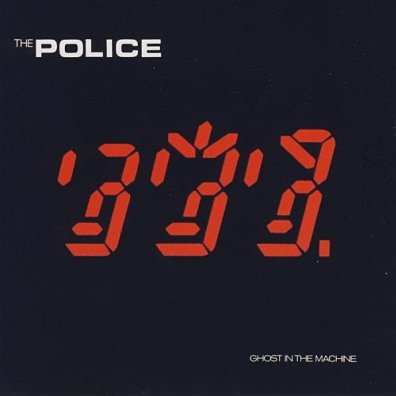 The Police (Зе Полис): Ghost In The Machine