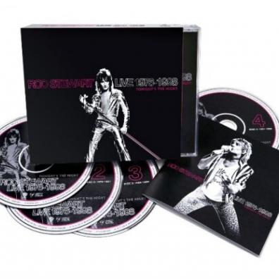 Rod Stewart (Род Стюарт): Live 1975-1998: Tonight's The Night