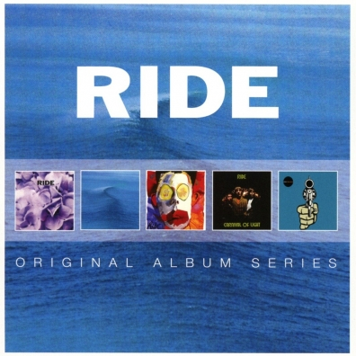 Ride: Original Album Series
