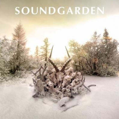 Soundgarden (Соундгарден): King Animal