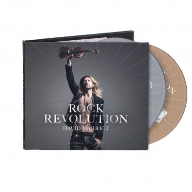 David Garrett (Дэвид Гарретт): Rock Revolution - Fanbox