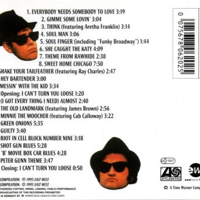 The Blues Brothers (Зе Братья Блюз): Very Best Of