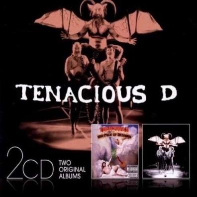 Tenacious D (Тинейшес Ди): Tenacious D / The Pick Of Destiny