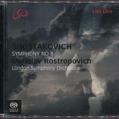 Dimtri Shostakovich (Дмитрий Дмитриевич Шостакович): Symphony No 8