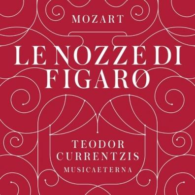 Teodor Currentzis (Теодор Курентзис): Le Nozze Di Figaro, K492