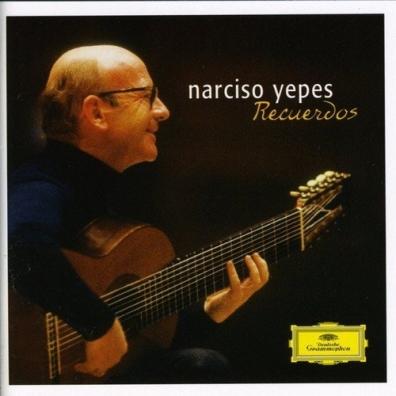 Narciso Yepes (Нарсисо Йепес): Recuerdos