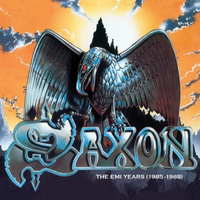 Saxon (Саксон): The Emi Years (1985-1988)