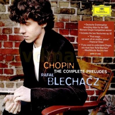 Rafał Blechacz (Рафаль Блехач): Chopin: Preludes