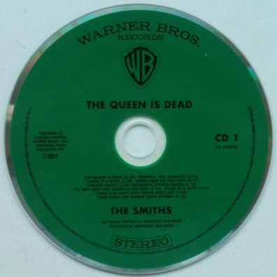 The Smiths (Зе Смитс): The Queen Is Dead