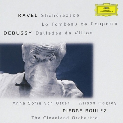 Pierre Boulez (Пьер Булез): Ravel, Debussy