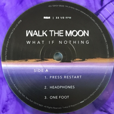 Walk the Moon: What If Nothing