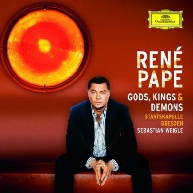 Rene Pape (Рене Папе): Gods, Kings & Demons (Opera Arias)