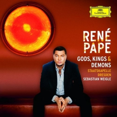 Rene Pape (Рене Папе): Gods, Kings & Demons (Opera Arias)