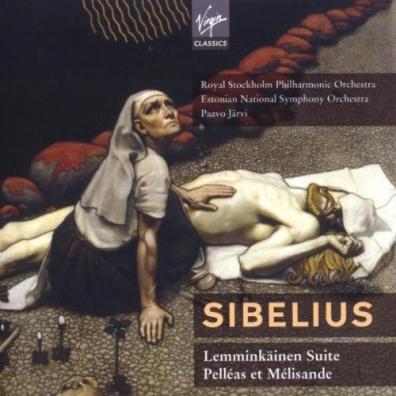 Paavo Jarvi (Пааво Ярви): Lemminkainen Suite, Valse Triste, Pelleas
