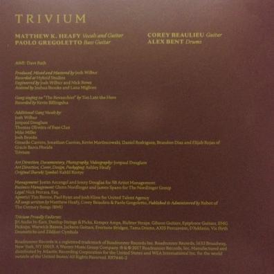 Trivium (Тривиум): The Sin And The Sentence