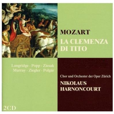 Nikolaus Harnoncourt (Николаус Арнонкур): La Clemenza Di Tito