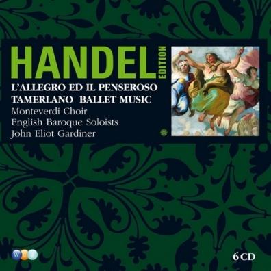 Stefania Woytowicz (Стефания Войтович): Handel Edition : Vol.3 L'Allegro, Il Penseroso Ed Il Moderato; Tamerlano; Ballet Music From Alcina, Il Pastor Fido, Terpsichore