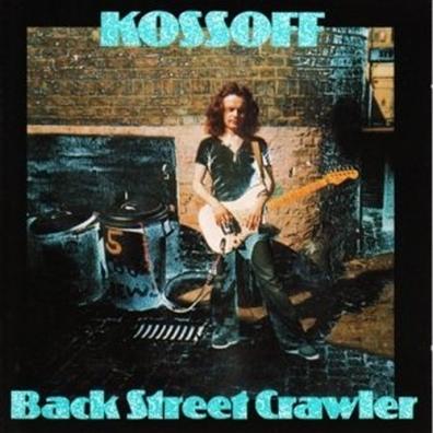 Paul (ex. Free) Kossoff: Back Street Crawler