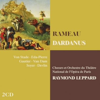 Raymond Leppard (РэймондДжонЛеппард): Dardanus