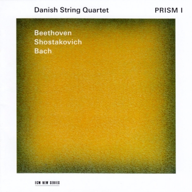 Danish String Quartet (Даниш Стринг Квартет): Prism I  - Beethoven, Bach, Shostakovich