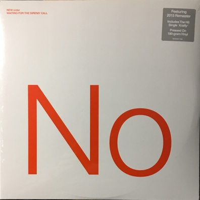 New Order (Нью Ордер): Waiting For The Sirens Call